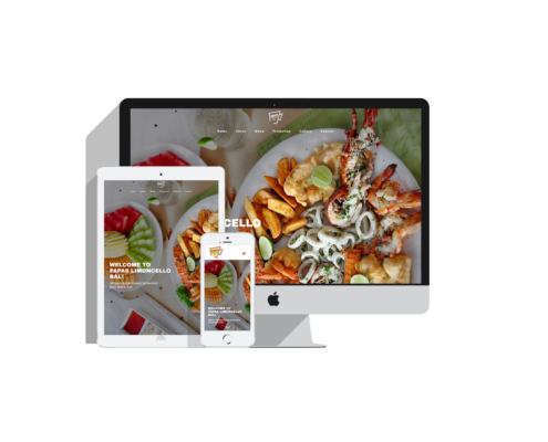 Restaurant web bali, Bali Web Design, Ecommerce Bali